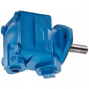 Yuken PV2R14-25-237-F-RAAA-31 Double Vane Pumps