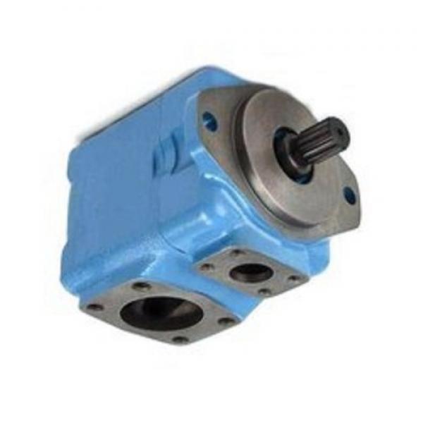 Yuken PV2R12-17-26-L-RAA-40 Double Vane Pumps #1 image