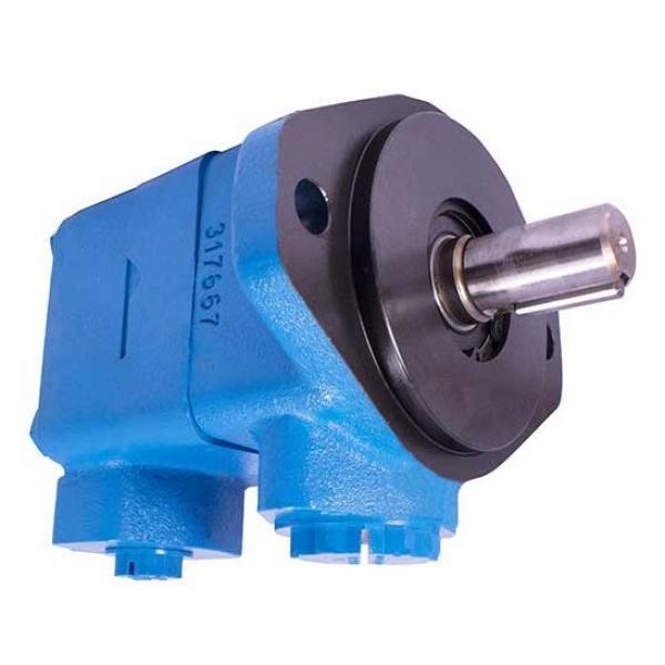 Yuken PV2R12-17-26-L-RAA-40 Double Vane Pumps #2 image